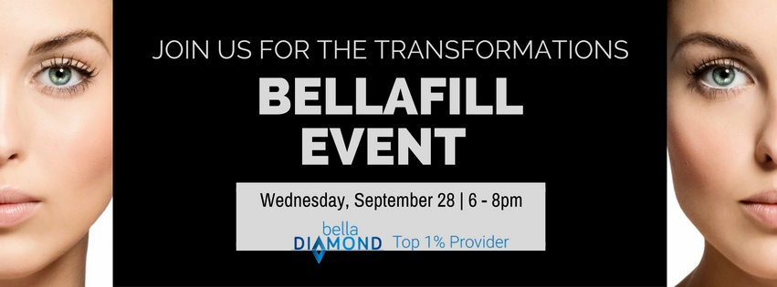 Bellafill Celebration Event