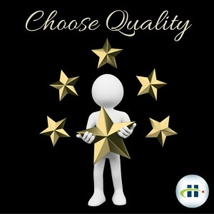 Choose Quality Over Convenience