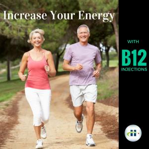 Energizing B12 Injections