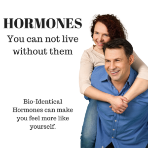 Without hormones, we cannot live